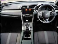 2019 Honda Civic Honda Civic 1.0 VTEC Turbo 126 SR 5dr Hatchback Petrol Manual