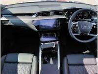 2021 Audi E-TRON S Audi E-Tron S 370 KW Quattro 5dr Auto SUV Electric Automatic