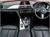 2017 BMW 3 Series 330e M Sport 4dr Step Auto Saloon Hybrid Automatic