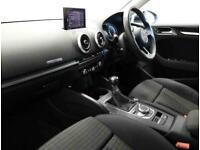 2017 Audi A3 Saloon Sport 1.6 TDI 116 PS 6-speed Saloon Diesel Manual