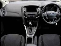 2017 Ford Focus 1.0 EcoBoost 125 Zetec Edition 5dr Auto Hatchback Petrol Automat