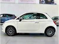 2018 Fiat 500C Fiat 500C 1.2 Collezione 2dr Convertible Petrol Manual
