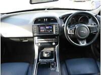 2018 Jaguar XE Jaguar XE 2.0d 180 R-Sport 4dr Auto 19in Alloys Black Pack Saloon