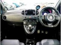 2018 Abarth 595 1.4 T-Jet 180 Competizione 3dr Hatchback Petrol Manual