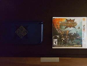 New 3ds monster hunter generation edition + games