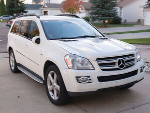 2009 Mercedes-Benz GL-Class 320 SUV, Crossover