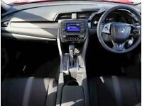 2020 Honda Civic 1.0 VTEC Turbo 126 SE 5dr CVT Auto Hatchback Petrol Automatic