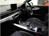 2019 Audi A4 Avant S line 40 TFSI 190 PS S tronic Semi Auto Estate Petrol Autom