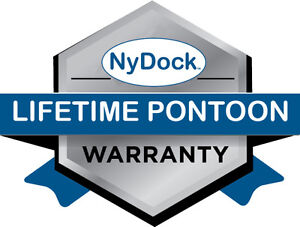 Nydock Floating docks and Pontoons with Life time warranty
