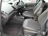 2017 Ford Ecosport 1.5 112 Titanium 5dr P/S 17in Alloys Auto Petrol Automatic