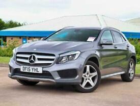 image for 2015 Mercedes-Benz GLA GLA 200 CDI AMG Line 5dr Auto Hatchback Diesel Automatic