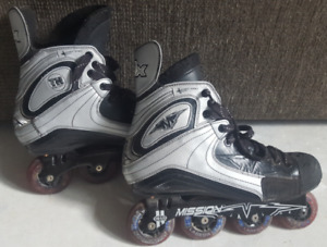 Mission RX Rollerblades - size 12 - $35