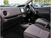 2016 Toyota Yaris 1.5 Hybrid Icon 5dr CVT Auto P/Hybrid Automatic