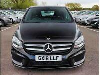 2018 Mercedes-Benz B Class B180d AMG Line Executive 5dr Auto Hatchback Diesel Au