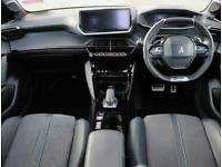 2020 Peugeot 208 Peugeot 208 1.2 PureTech 100 GT Line 5dr EAT8 Auto Hatchback Pe