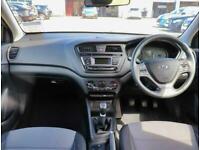 2018 Hyundai i20 Hyundai I20 1.2 SE 5dr Hatchback Petrol Manual