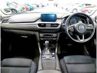 2018 Mazda Mazda6 2.0 SE-L Nav 4dr Auto Saloon Petrol Automatic