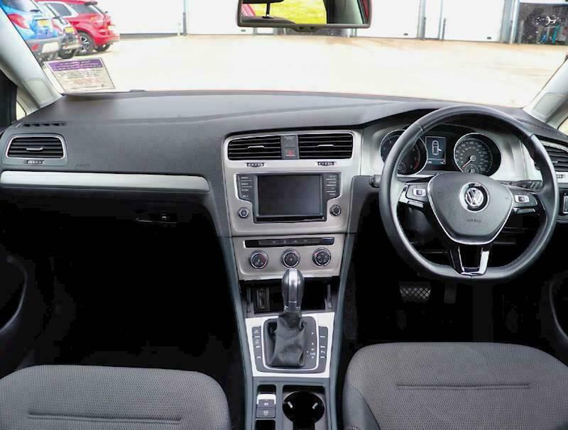 2015 Volkswagen Golf 1.4 TSI Match 5dr DSG Auto Hatchback Petrol Automatic