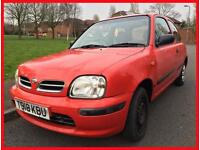 Nissan Micra 1.0 16v 1999MY Inspiration LIMITED EDITION LOW MILEAGE