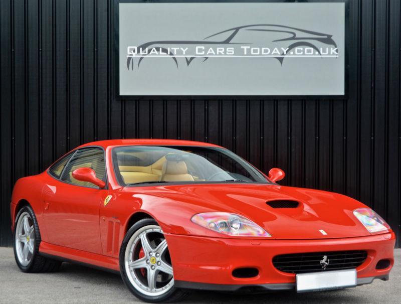 Ferrari 575M Maranello F1 V12 ' Fiorano Handling Pack + Special Car*