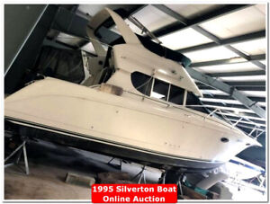 1995 SILVERTON BOAT - A BEAUTY!