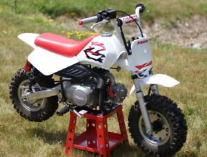 Piranha ZR Pit Bike & 90 or 140 Engine Combo