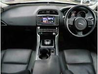 2015 Jaguar XE Jaguar XE 2.0d 180 Portfolio 4dr Auto 18in Alloys Saloon Diesel A