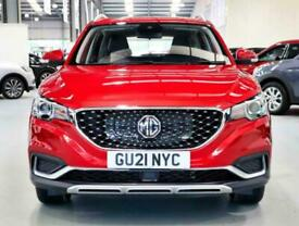 2021 MG MG ZS MG ZS 105kW Exclusive EV 45kWh 5dr Auto SUV Electric Automatic