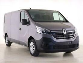 2020 Renault Trafic LL30 ENERGY dCi 120 Business+ Van Diesel grey Manual