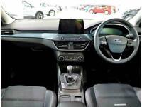 2019 Ford Focus 1.0 EcoBoost 125 Active X 5dr Hatchback Petrol Manual