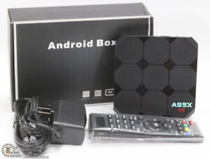 ⭐ Android TV Box 7.1.2 ⭐Wireless WiFi ⭐2/16GB ⭐LED ⭐4K HDR ⭐IPTV