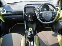 2017 Toyota AYGO Toyota Aygo 1.0 VVT-i X-Cite 3 5dr X-Nav Hatchback Petrol Manua