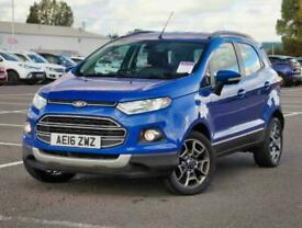 image for 2016 Ford Ecosport Ford Ecosport 1.0 E/B 125 Titanium 5dr 2WD SUV Petrol Manual