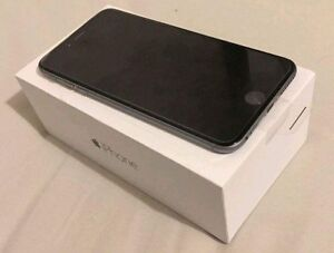 MINT IPHONE 6 64GB FACTORY UNLOCKED SPACE GREY