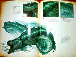 Dracopedia - Guide to Drawing the Dragons of the World Kitchener / Waterloo Kitchener Area image 8