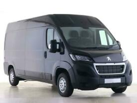 2020 Peugeot Boxer Peugeot Boxer 335 L3H2 2.2HDi Professional 140ps Diesel grey