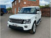 2013 Land Rover Discovery 3.0 SDV6 COMMERCIAL XS 255 BHP Auto SUV Diesel Automat