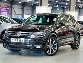 image for 2020 Volkswagen Tiguan Volkswagen Tiguan 2.0 TDI 150 R-Line Tech 5dr DSG 4WD SUV