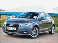 2017 Audi A1 1.4 TFSI 150 S Line 5dr Hatchback Petrol Manual
