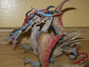 Dragon de collection à vendre...Figurine McFarlane...Parfait...