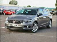 2017 Fiat Tipo Fiat Tipo 1.4 T-Jet 120 Lounge 5dr Hatchback Petrol Manual