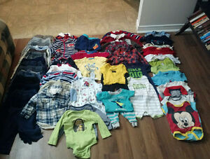 6-9 mth clothing lot