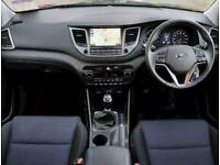 2018 Hyundai Tucson 1.7 CRDi Blue Drive SE Nav 5dr 2WD 4x4 Diesel Manual