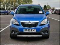 2015 Vauxhall Mokka Vauxhall Mokka 1.6 VVT Exclusiv 5dr 2WD SUV Petrol Manual