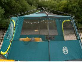 Coleman Octagon Blackout 8 tent