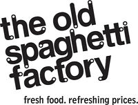 The Old Spaghetti Factory is Hiring: FLOOR MANAGERS