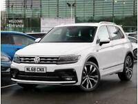 2018 Volkswagen Tiguan 2.0 TDi 150 4Motion R Line 5dr DSG Auto Estate Diesel Aut