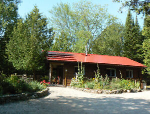 Cottage on beautiful Manitoulin Island