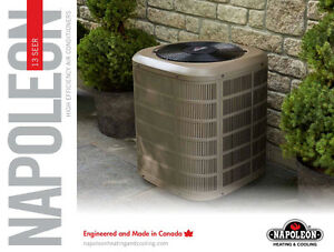 New Air Conditioning Installations -Starting at $2490 or $40/mth