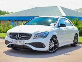 image for 2018 Mercedes-Benz CLA CLASS Mercedes-Benz CLA 200d 2.1 AMG Line 4dr Nav Coupe D